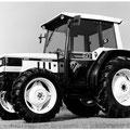 Lamborghini 600 Allradtraktor mit Kabine (Quelle: SDF Archiv)