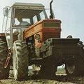 Fiat 1300 DT Super Allradtraktor (Quelle: CNH)