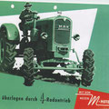 MAN A45A Traktor (Quelle: MAN)