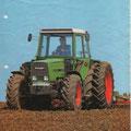 Fendt Farmer 308 LS Generation I (Quelle: AGCO Fendt)