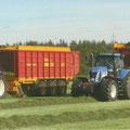 Schuitemaker Rapide 3000 Ladewagen (Quelle: Schuitemaker)