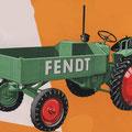 Fendt F12 GT Geräteträger (Quelle: AGCO Fendt)