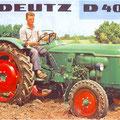 Deutz D40L (Quelle: SDF Italia S.p.A)