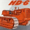 Allis-Chalmers HD6 Raupentraktor (Quelle: AGCO)