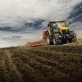 JCB Fastrac 7200 Traktor (Quelle: JCB)