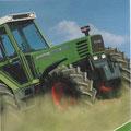 Fendt Farmer 309 LSA (1990) )Quelle: AGCO Fendt)