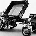 Fahr GT130 Geräteträger (SDF Archiv)