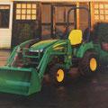 John Deere 2305 Traktor (Quelle: John Deere)