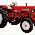 IHC McCormick D-432 Traktor (Quelle: Hersteller)