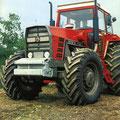 IMT 5170 Traktor mit V6 Motor (Quelle: Herstellerfoto)