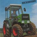 Fendt Farmer 203VA II (Quelle AGCO Fendt)