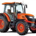 Kubota M9960 Allradtraktor (Quelle: Kubota)