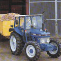 Ford 4610 Traktor MARK II (Quelle: CNH)
