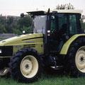 Hürlimann XT 910.6 Allradtraktor (Quelle: SDF Archiv)
