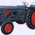 Hanomag Granit 500 Traktor (Quelle: Hersteller)