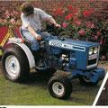 Ford Shibaura 1100 Traktor (Quelle: CNH)