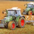 Fendt Farmer 308Ci und 309Ci (Quelle: AGCO Fendt)