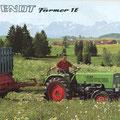 Fendt Farmer 1Z (Quelle: AGCO Fendt)