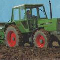 Fendt Favorit 612 SL (Quelle: AGCO Fendt)