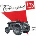 Lamborghini L33 Traktor (Quelle: SDF Archiv)