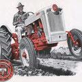 Ford NAA Traktor (Quelle: CNH)
