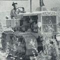 Hanomag KV50 Raupentraktor (Quelle: Hersteller)