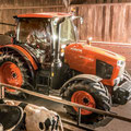 Kubota M95GX-III Traktor (Quelle: Kubota)