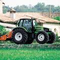 Hürlimann H-1350SX Allradtraktor (Quelle: SDF Archiv)