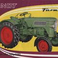 Fendt Farmer 1 (ab Ende 1958) (AGCO Fendt)