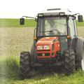 AGCO GT75 Allradtraktor (Quelle: AGCO)
