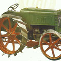 Fiat 700 Traktor (Quelle: CNH)