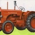 Hanomag R45 Traktor