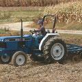 Ford Shibaura 3415 Traktor (Quelle: CNH)