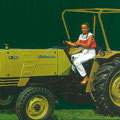 Hürlimann H-345 Traktor (Quelle: SDF Archiv)