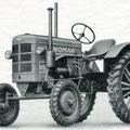 Hanomag R16 Traktor (Quelle: Hersteller)