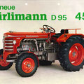 Hürlimann D95 Traktor (Quelle: SDF Archiv)