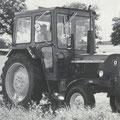 John Deere 1120 Traktor mit Kabine (Quelle: John Deere)