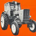 Belarus MTZ 50 Super Traktor (Quelle: Belarus)