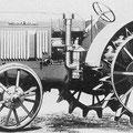 IHC McCormick-Deering 22-36 Traktor (Quelle: Hersteller)
