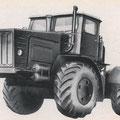 Kirovets K-700 Knicklenker (Quelle: Hersteller)