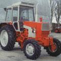 Belarus YuMZ 8270 Traktor (Quelle: Belarus)