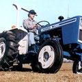 Ford Shibaura 1700 Traktor (Quelle: CNH)