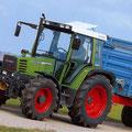 Fendt Farmer 307 (Quelle: AGCO Fendt)