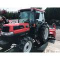 Kubota KL43 Traktor (Quelle: UEJ)