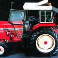 IHC Hydro 85 Traktor (Quelle: Hersteller)