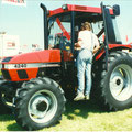 Case IH 4240 XL (Quelle: Classic Tractor Magazine)