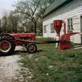 IHC McCormick-Deering Super W-4 Traktor (Quelle: Wisconsin Historical Society)