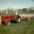 IHC McCormick-Deering Super W-6 Traktor (Quelle: Wisconsin Historical Society)