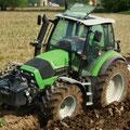 Deutz-Fahr Agrotron TTV 420 (Quelle: SDF Archiv)