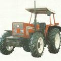 Fiatagri 60-66 DT Traktor (Quelle: CNH)